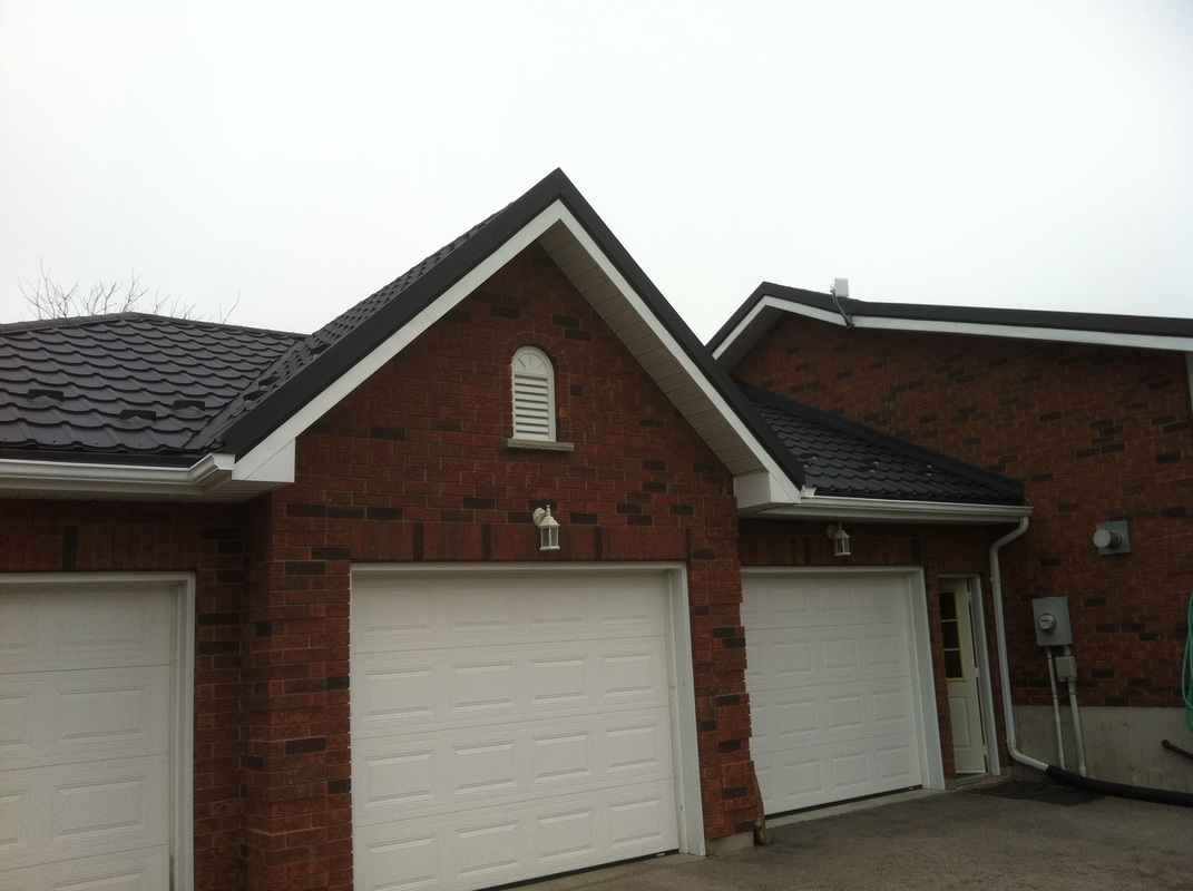 Metal Roof Panel Options Cool Roof Canada